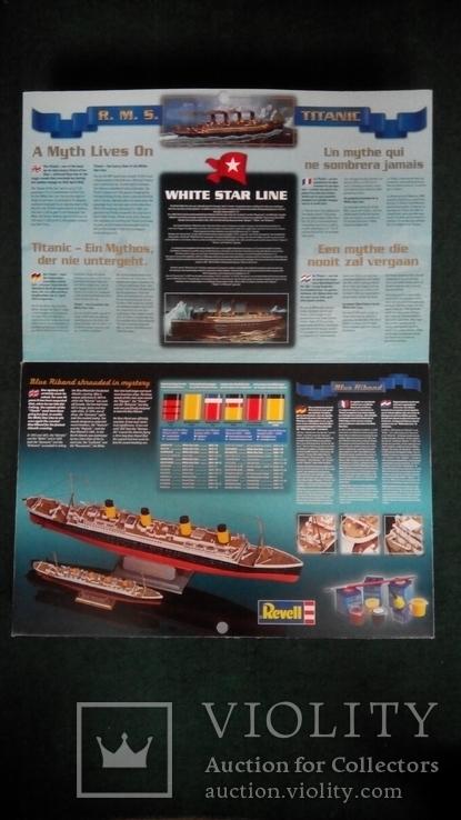 Сборная модель Титаник, фото №9
