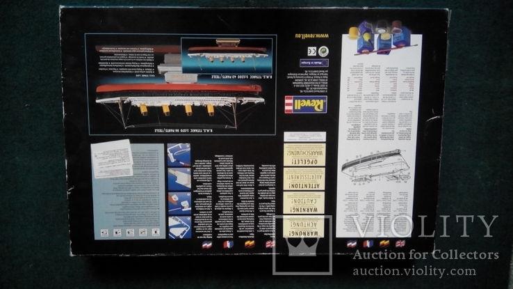 Сборная модель Титаник, фото №10