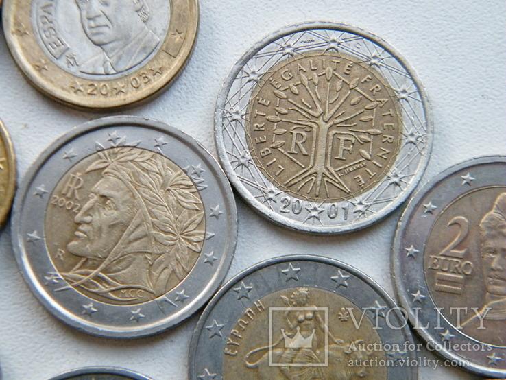 Монеты Европы., фото №4