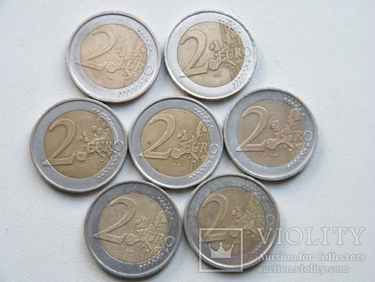 Монеты Европы., фото №7