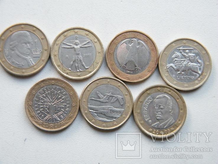 Монеты Европы., фото №8
