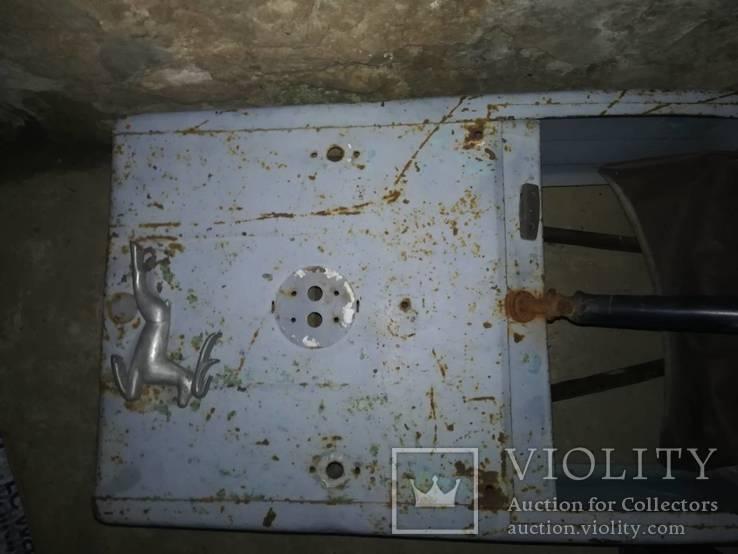 Старая педальная машинка, фото №10