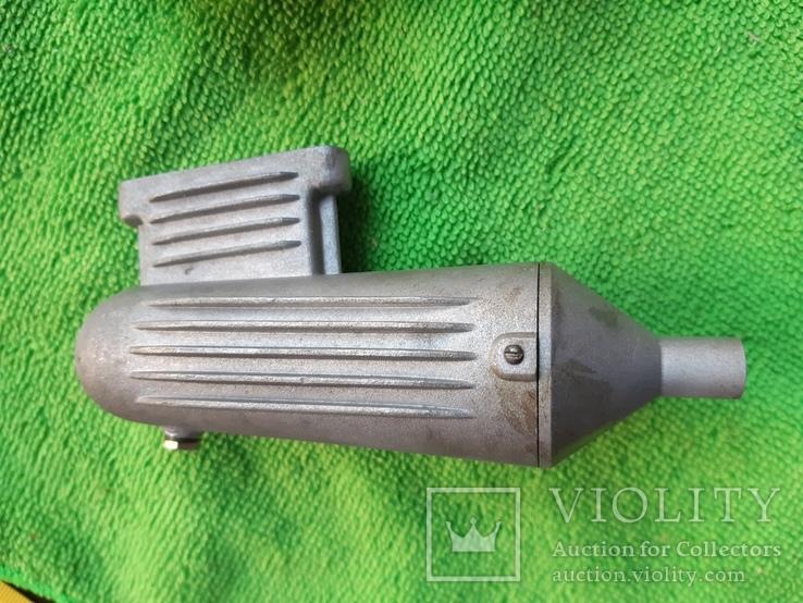 Микродвигатель радуга 10, фото №3