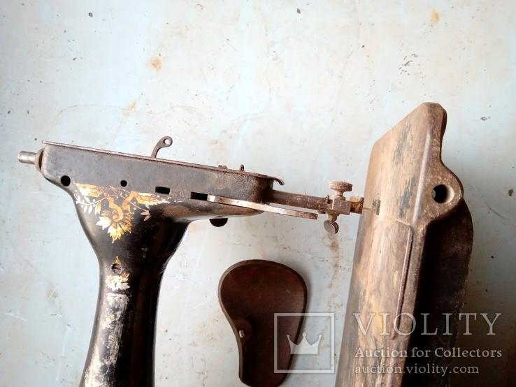 Швейная машина Зингер., фото №6
