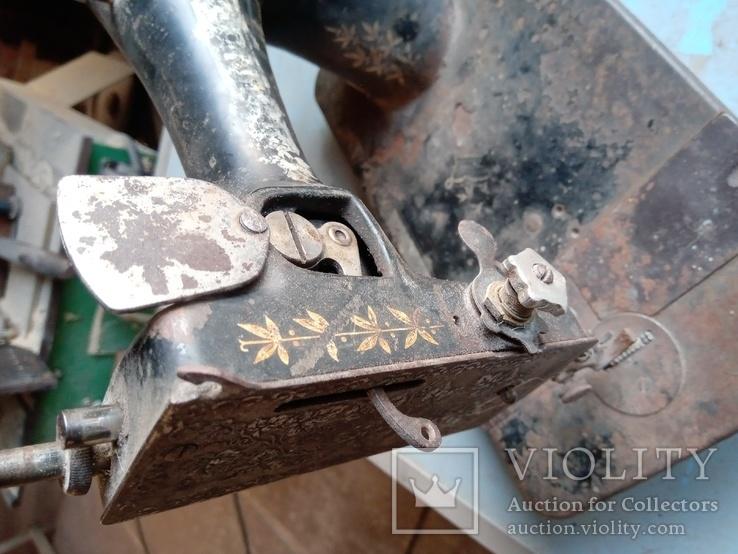 Швейная машина Зингер., фото №7