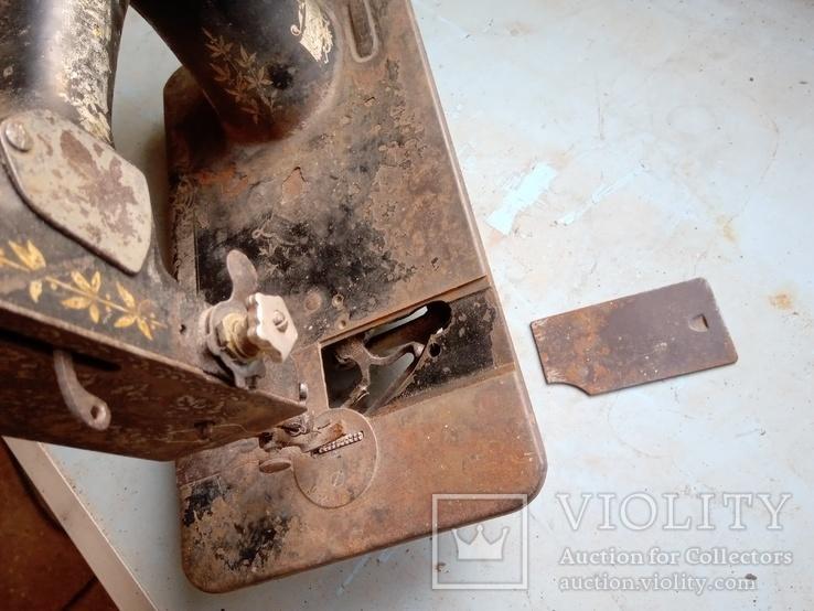 Швейная машина Зингер., фото №8