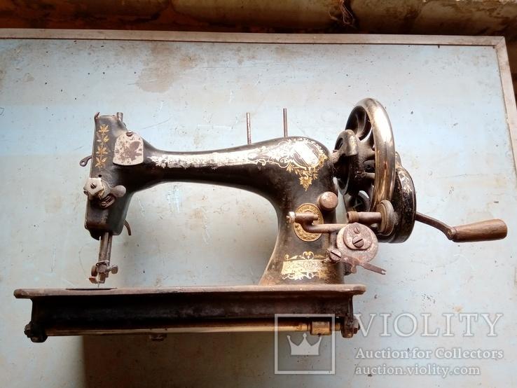 Швейная машина Зингер., фото №2