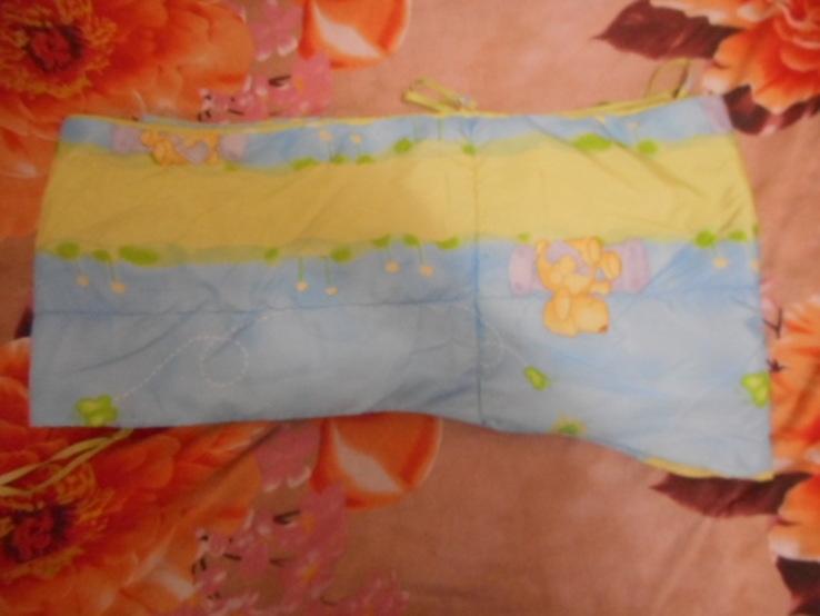 Кроватка детская Металлическая Geoby, фото №7