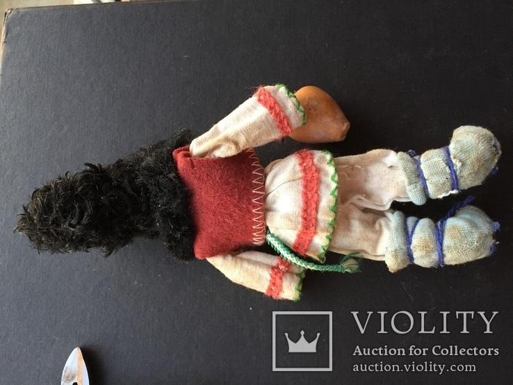 Проволочна лялька в національному вбранні, фото №3