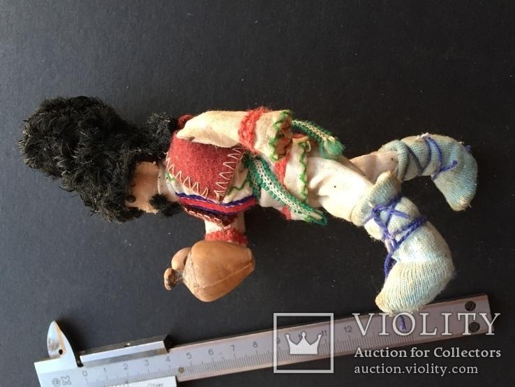 Проволочна лялька в національному вбранні, фото №6