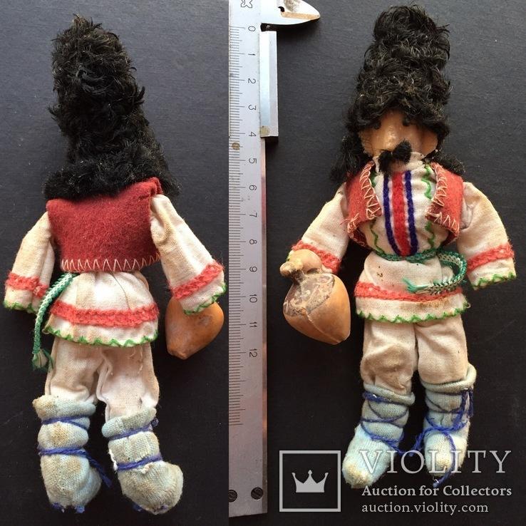 Проволочна лялька в національному вбранні, фото №9