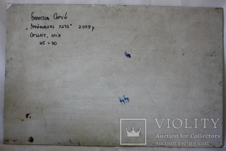 """Берестов С. """"Зруйнована хата""""  2009г., фото №10"""