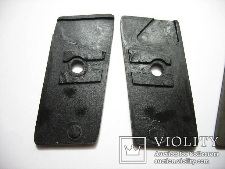 Вальтер 8 кал.6.35, накладки рукояти, копия, фото №3