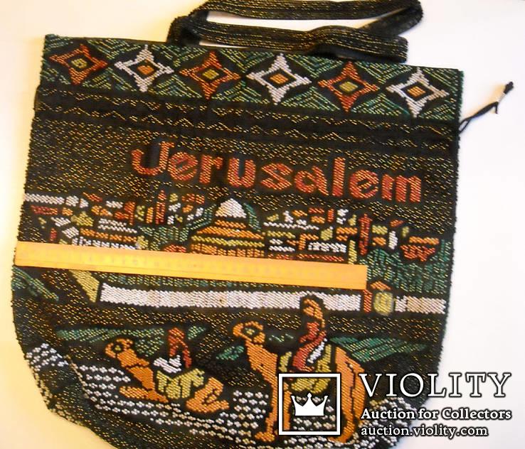 Сумка Иерусалим, фото №4