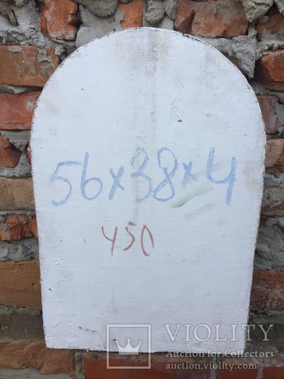 Иконная доска 56*38 см., фото №3