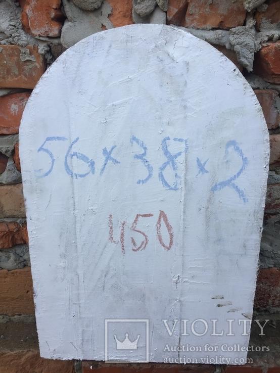Иконная доска 56*38 см., фото №2