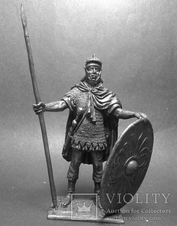 Рим.Солдат вспомогательных войск - Ауксиларий. конец 2 в.н.э, фото №2