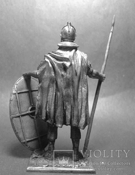 Рим.Солдат вспомогательных войск - Ауксиларий. конец 2 в.н.э, фото №3