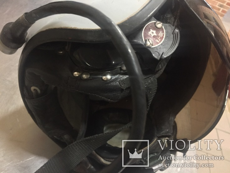 Шлем летчика 3ш7а, фото №11