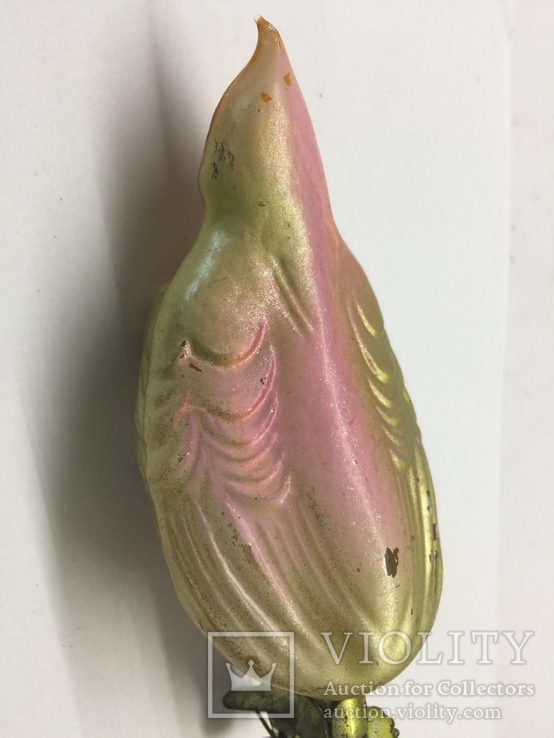 Елочная игрушка на прищепке Царевна Лебедь, фото №6