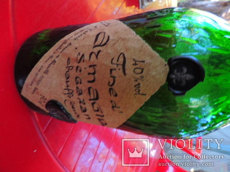 Коллекционная бутылка с Европы, фото №3