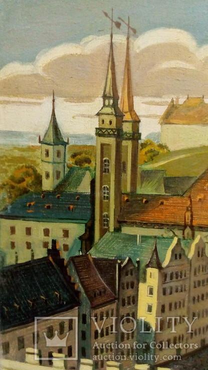 Городской пейзаж., фото №7