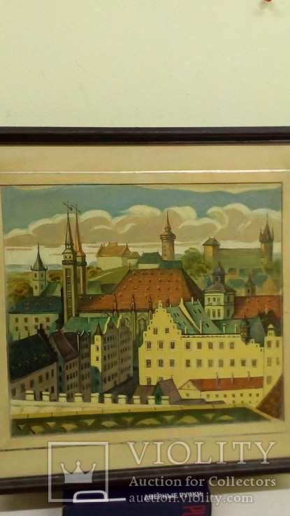 Городской пейзаж., фото №8