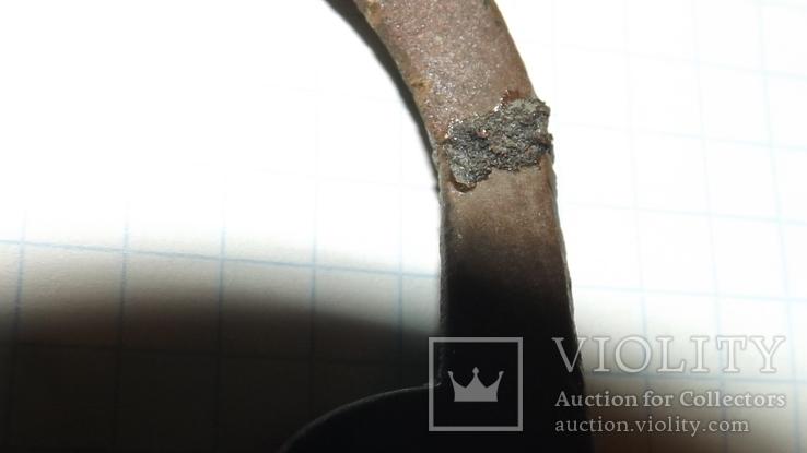 массивная сюльгамма кк с рунами 43грамма, фото №8