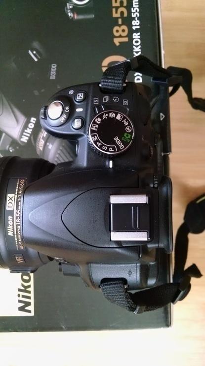 Фотоаппарат Nikon d3100 + сумка, фото №4