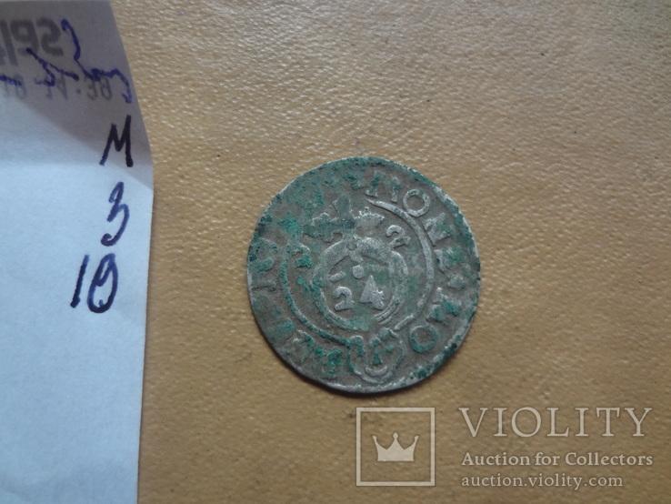 Полторак 1622 серебро (М.3.10), фото №4