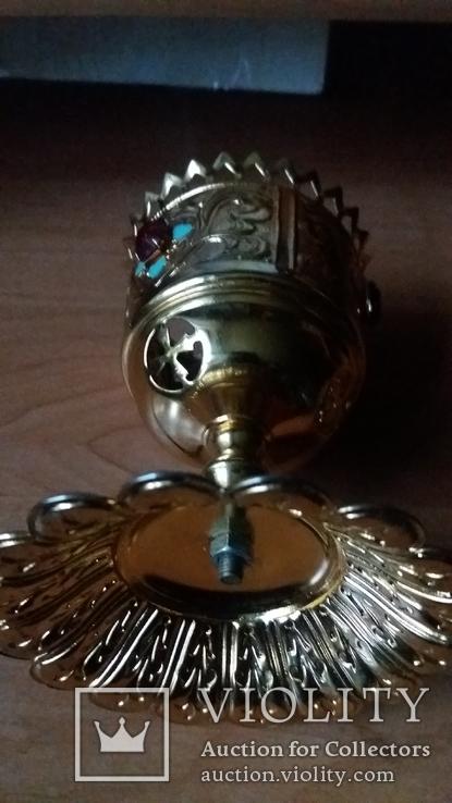 Лампада настольная  Софрино, фото №8