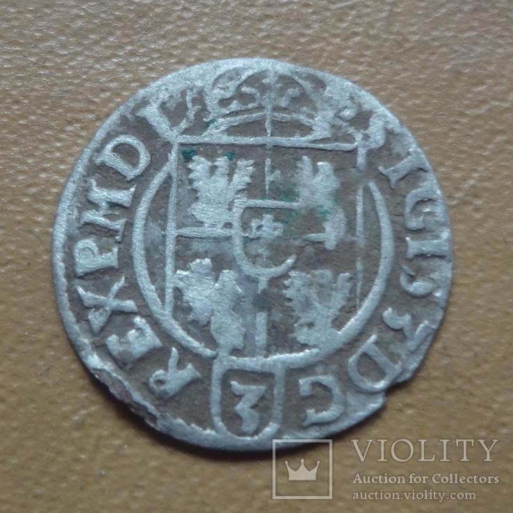 Полторак 1623 серебро (М.3.13), фото №2
