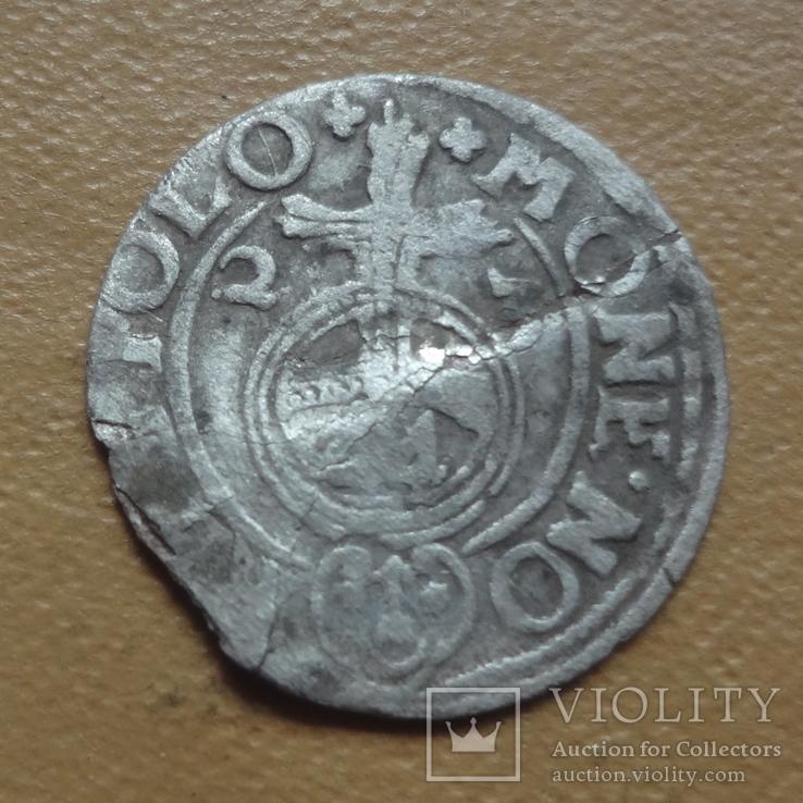 Полторак  1627  серебро   (М.3.14), фото №2