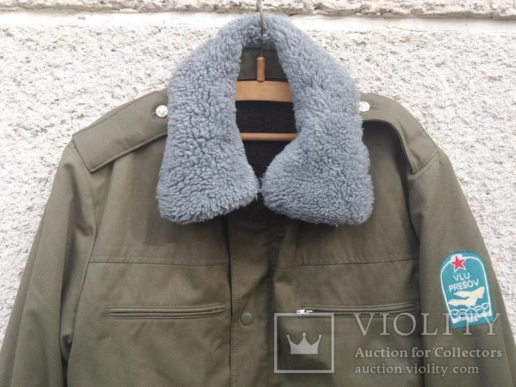 Куртка армейская утепленная, фото №3