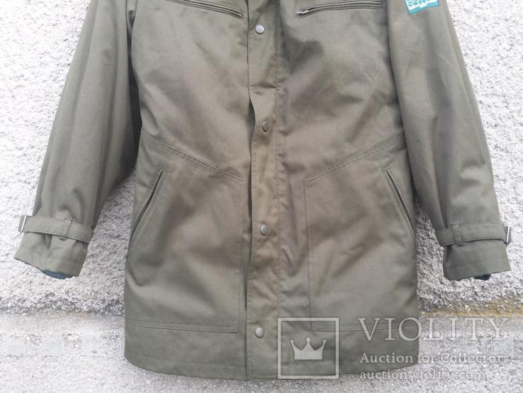 Куртка армейская утепленная, фото №4