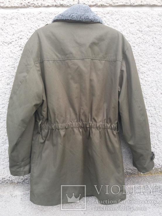Куртка армейская утепленная, фото №5