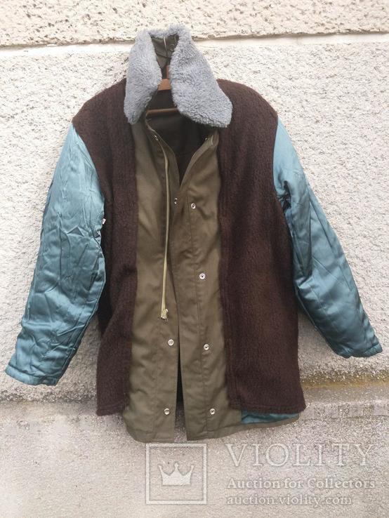 Куртка армейская утепленная, фото №7