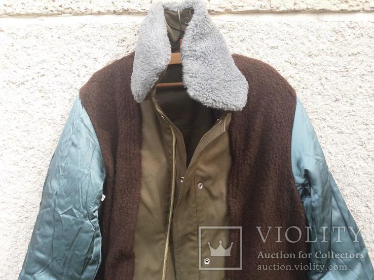 Куртка армейская утепленная, фото №8