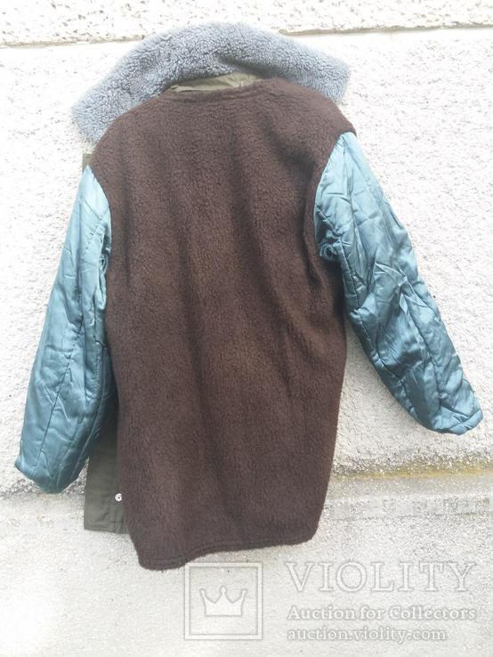 Куртка армейская утепленная, фото №9