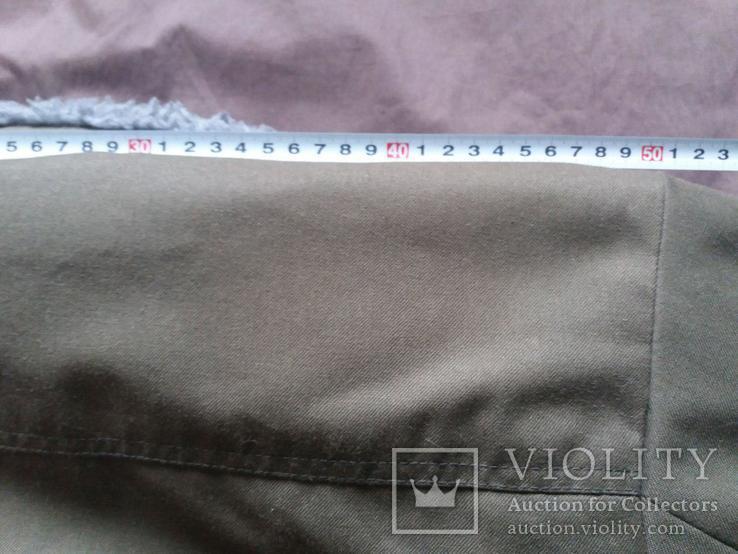 Куртка армейская утепленная, фото №10