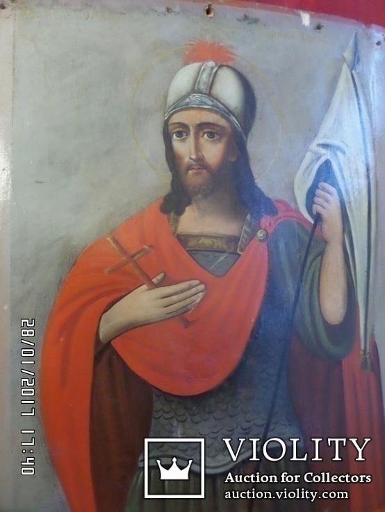 Икона Иоан Воин