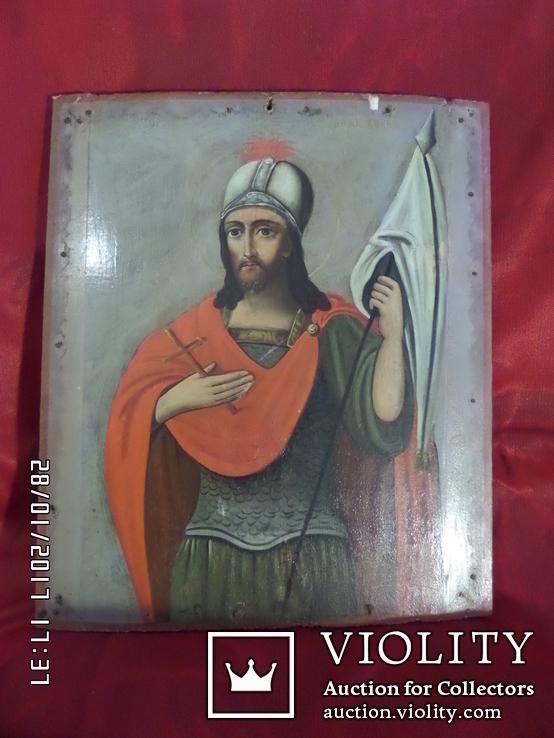 Икона Иоан Воин, фото №3