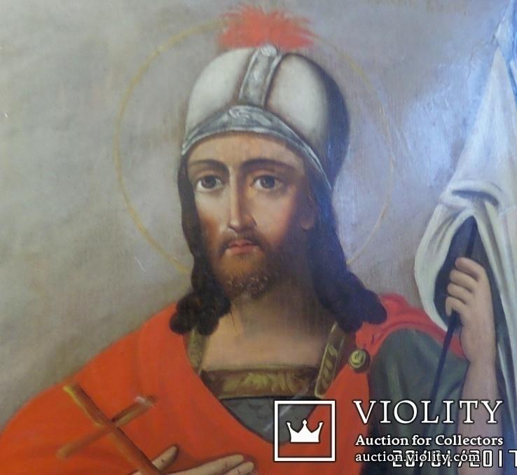 Икона Иоан Воин, фото №4