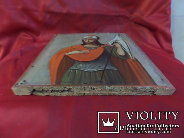 Икона Иоан Воин, фото №5