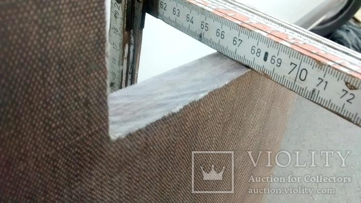 Лист текстолит для ручек ножей толщ 20мм,130х64см, фото №4