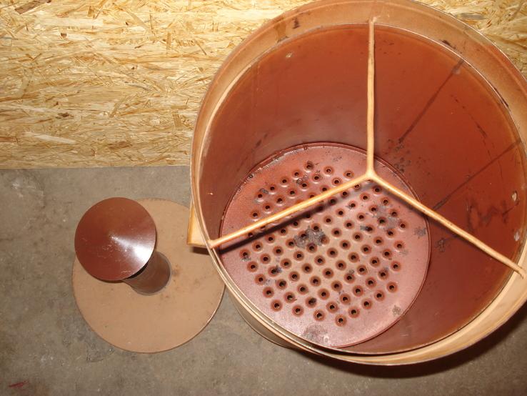Коптильня электрическая, фото №6