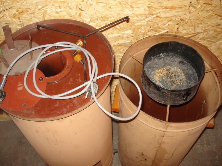 Коптильня электрическая, фото №7
