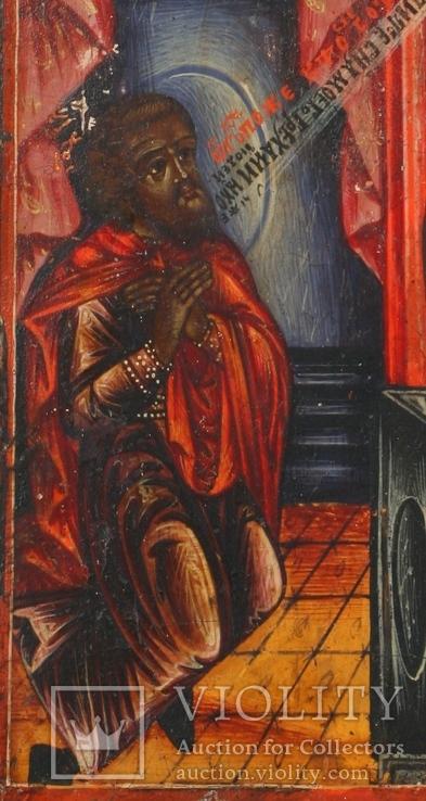 Икона Божией Матери «Нечаянная Радость», фото №5