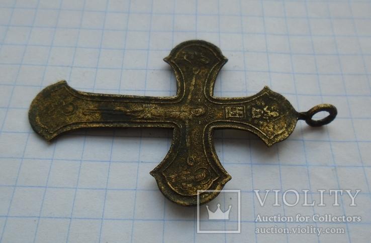Крестик нательный., фото №4