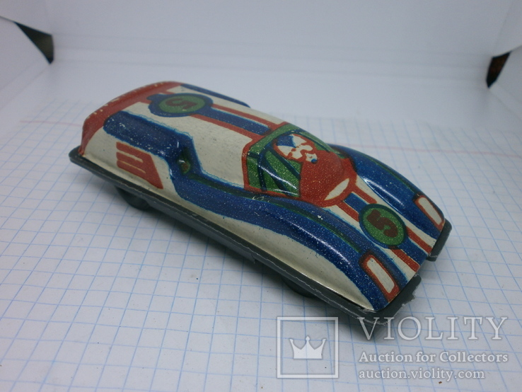 Машинка. Металл. цена в карбованцах, фото №2